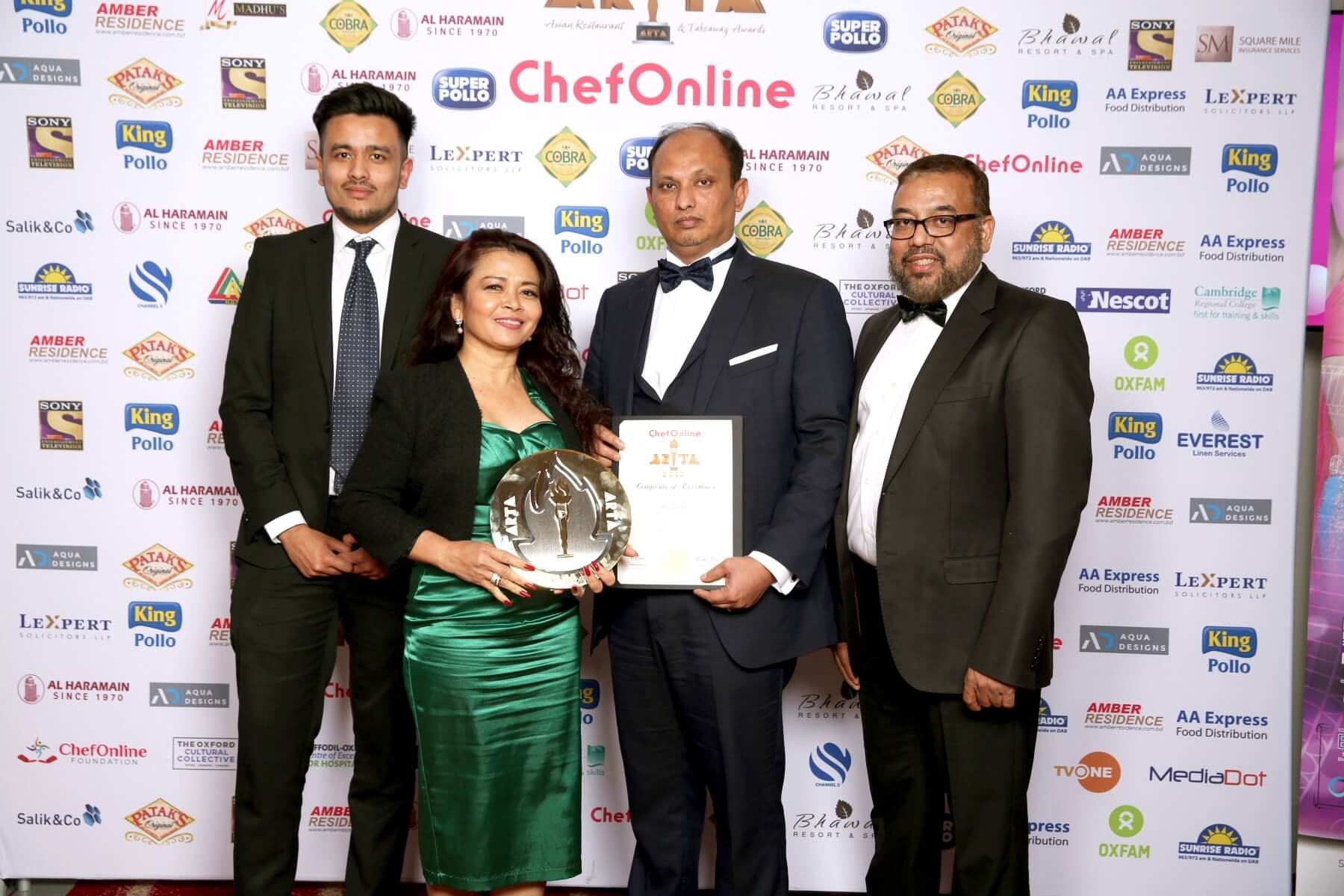 ARTA 2019 | Thai Restaurant of the Year